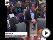 Father of Sandy Hook Victim Makes Emotional Plea to Connecticut