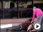 Uncalled For: Footage Of A 15-Year-Old Girl Fighting With Her